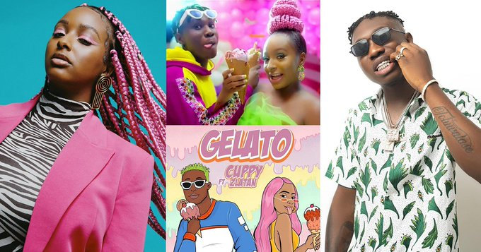 """Zlatan Featured in Gelato For Free, DJ Cuppy Ignored Him When it Became Hit"" – Lady Alleges"