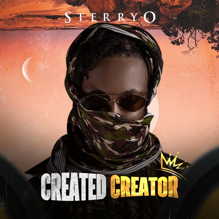 """DOWNLOAD NOW » """"SterryO – Created Creator EP"""" Is Out"""