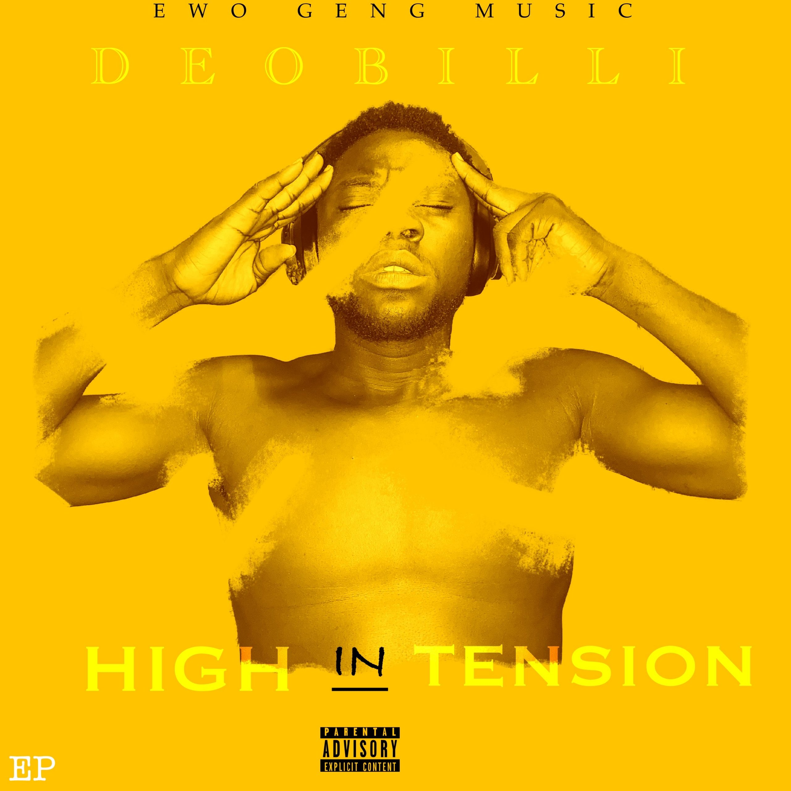 """DOWNLOAD NOW » """"Deo Billi – """"High In Tension"""" (EP)"""" Is Out"""