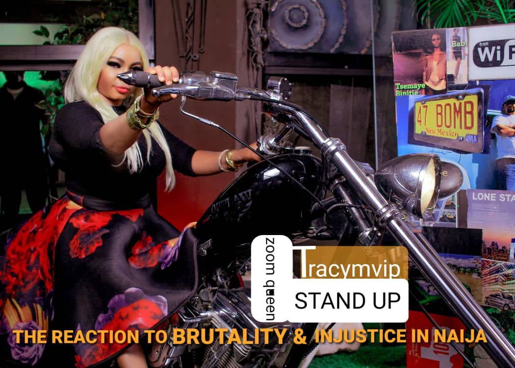 "PARTICIPATE NOW!! Ceo Tracy Beauty Blend, Tracymvip, Launches ""Stand Up Dance Challenge"" Lots Of Cash To Be Won"