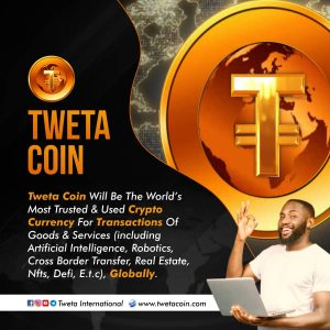 Twetacoin Join To Make Your Billions From CryptoCurrency & Blockchain Technology (See Details)
